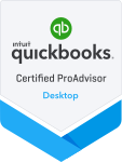 quickbooks certified pro-advisor desktop seal
