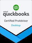 quickbooks certified pro-advisor desktop seal